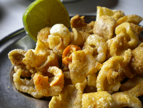 Torresmos - Pork cracklings