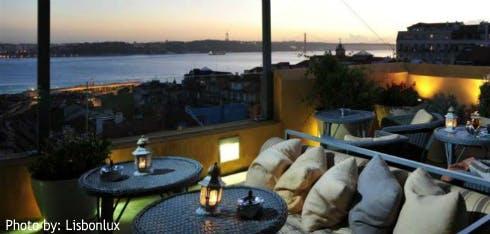 Terrace BA - Bairro Alto Hotel lisbon
