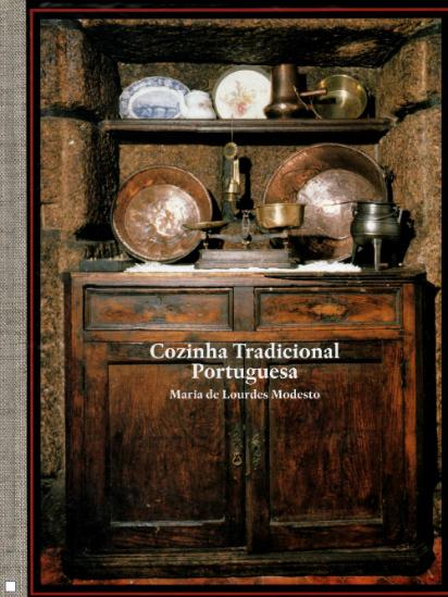 Portuguese Tradicional Cooking Maria de Lourdes Modesto