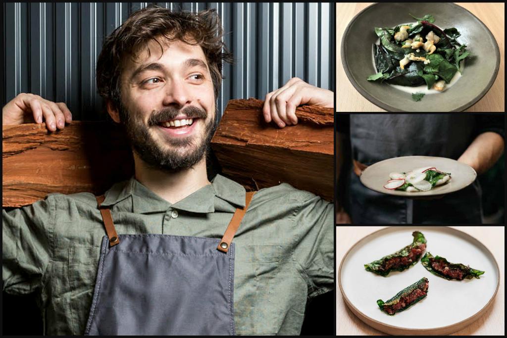 Portuguese chef António Galapito