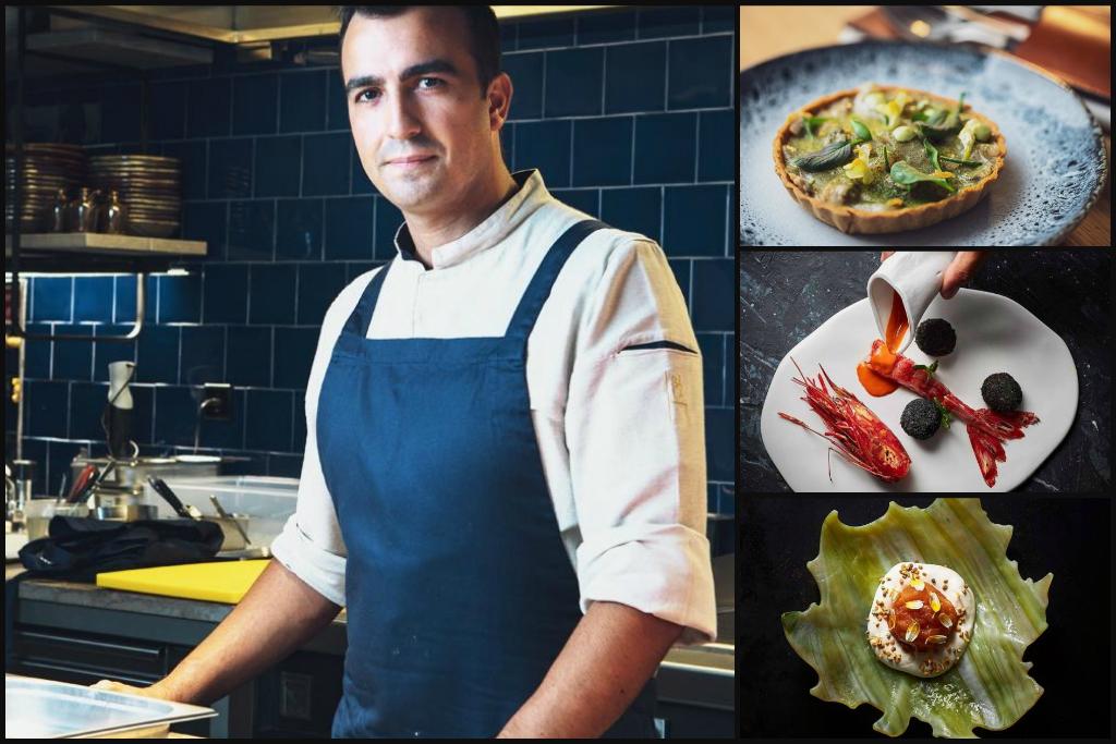 Portuguese chef João Sá