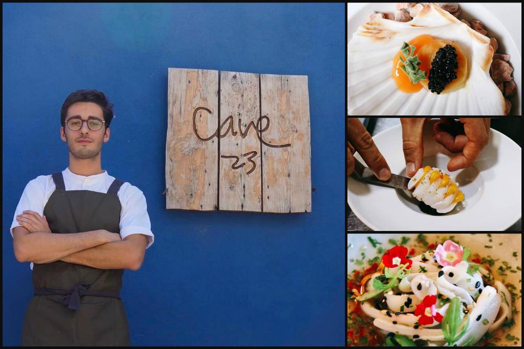 Portuguese chef Henrique Cachola