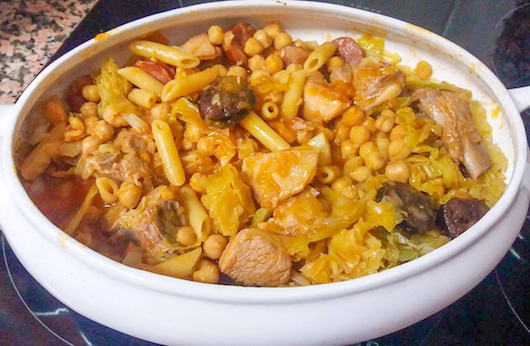 Portuguese comfort food