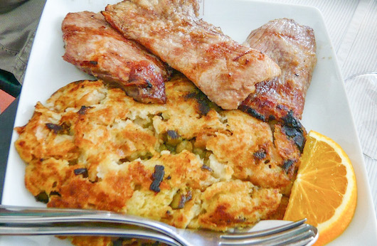 Portuguese traditional food