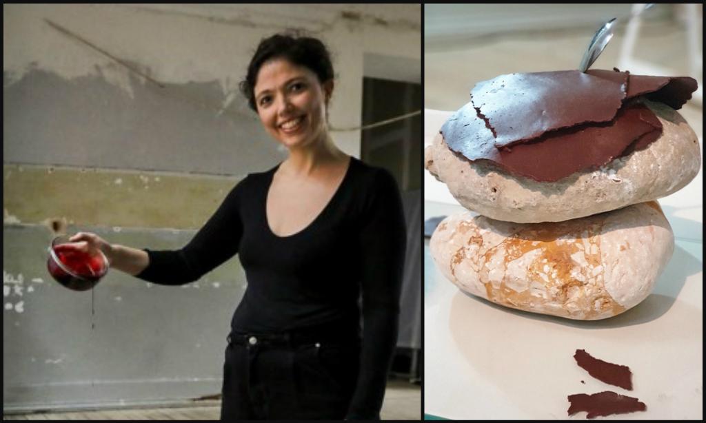 Portuguese female chef Ana Raminho