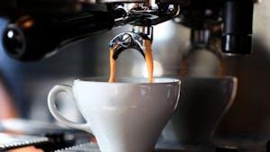Portuguese espresso