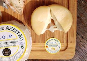 Queijo de Azeitão, PDO Portuguese cheeses