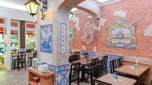 typical Portuguese restaurant