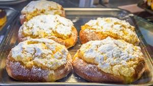 Portuguese pastry: Pão de Deus