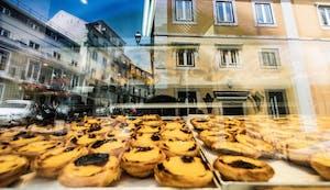 Pastel de Nata - Portuguese custard tart