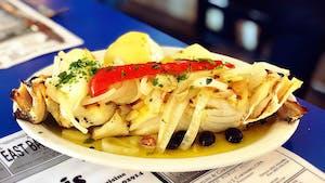 Portuguese codfish   Bacalhau