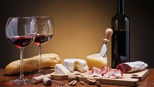 Portuguese cheese and wine in the USA