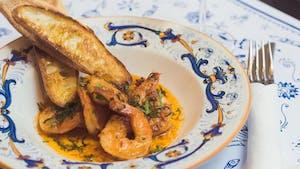 Portuguese food and wine in Canada - marisco