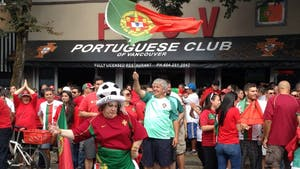 Portuguese food and wine in Canada