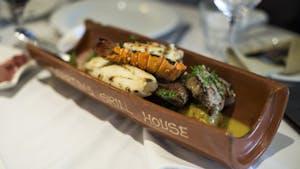 Portuguese food and wine in Canada - telha