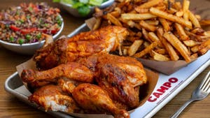 Portuguese food and wine in Canada - Chicken