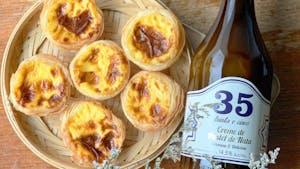 Unique food souvenirs you can buy in Lisbon - pastel de nata