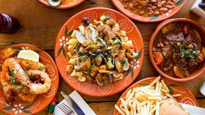 Portuguese food and drinks in Australia - petiscos