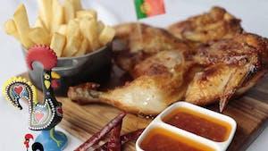 Portuguese food and drinks in Australia - chicken frango