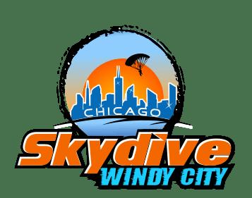 Skydive Windy City Chicago Logo