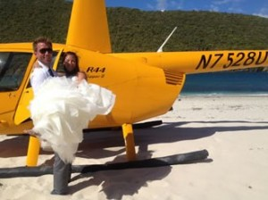 coral world wedding adventure