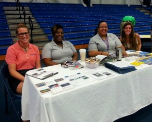 coral world career day