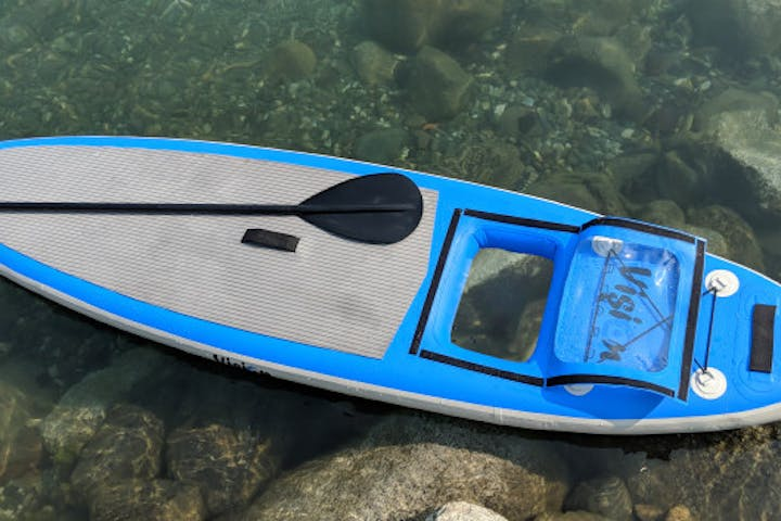 Vision stand-up paddleboard