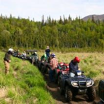 ATV tours in Alaska