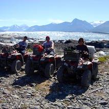Glacier tours in Alaska