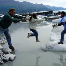 Family adventure tours in Alaska