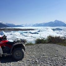 ATV tours of Alaskan glaciers