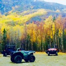 ATV tours in Alaska