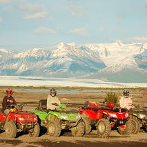ATV tours in Alaska's backcountry