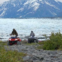 Backcountry ATV tours in Alaska
