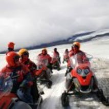 Snowmobile Alaska