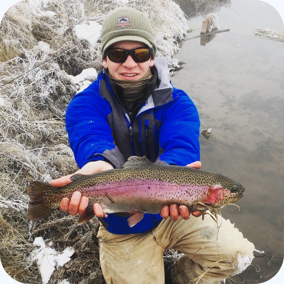 Utah Fly Fishing Guide – Morgan Nowels