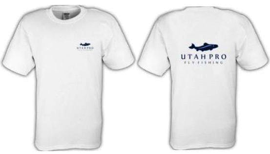 Custom Utah Pro Fly Fishing T-Shirt