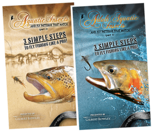 Nymphing and Dry Fly Fishing Guides