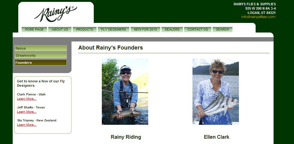 Rainy's Founders