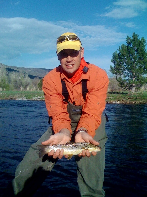 Guided Fly Fishing In Utah