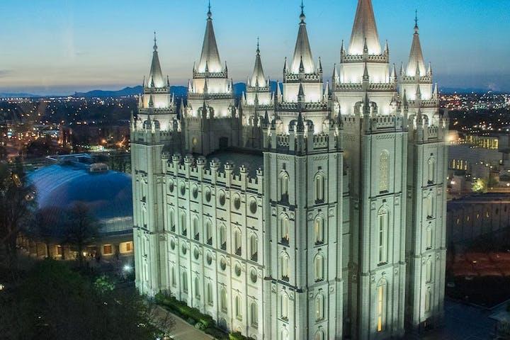 Salt Lake City Utah >> Mormon Tabernacle Choir City Tour City Sights Utah
