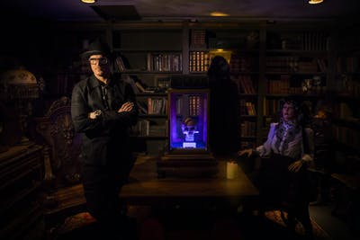 About | Zak Bagans' The Haunted Museum