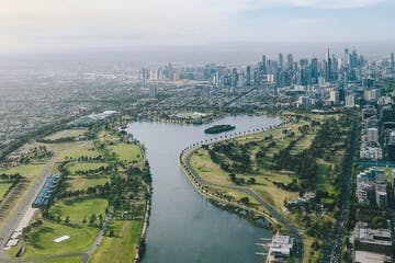 Melbourne City Orbit