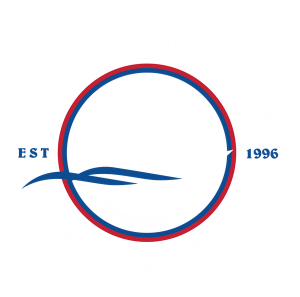 Floating Toy Pontoon Rental