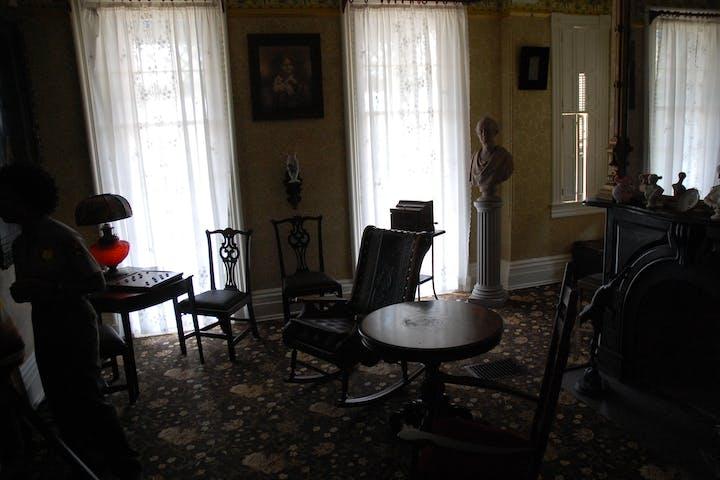 Frederick Douglass office