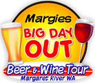 Margies Big Day Out | Beer & Wine Tours Margaret River WA