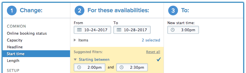 select-availabilities
