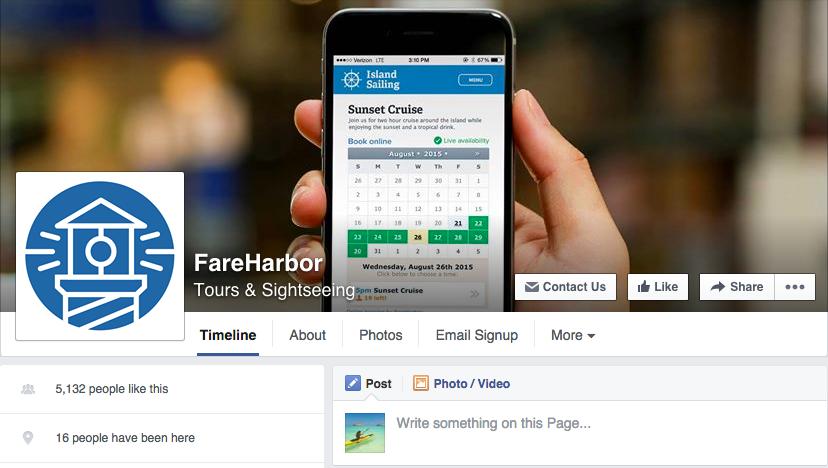 Facebook Business Custom Branding