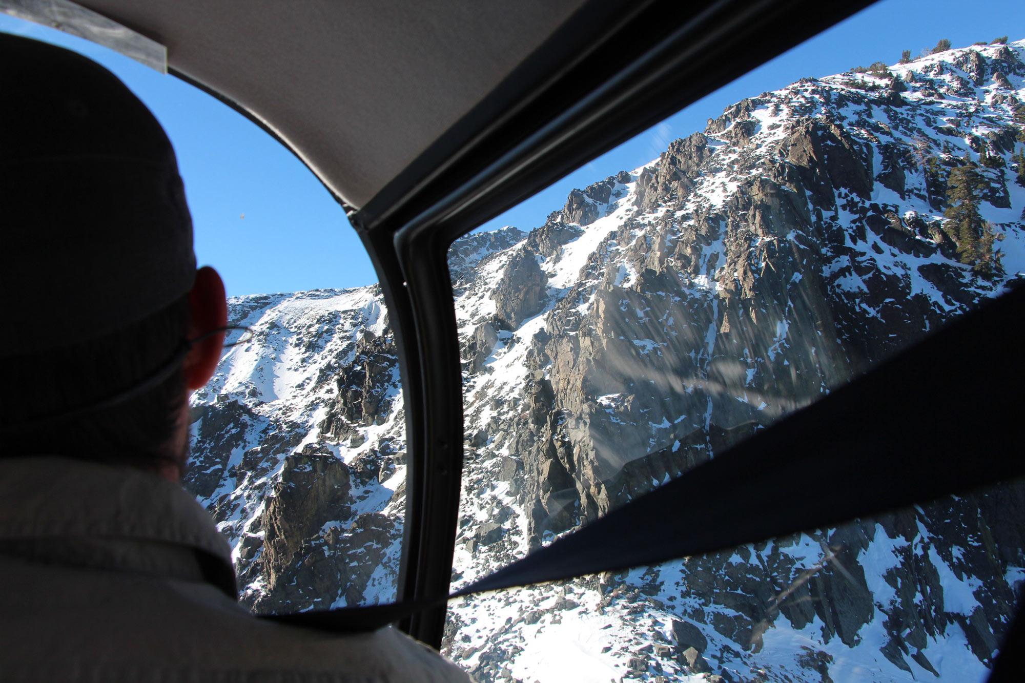 Reno Tahoe Helicopters_FareHarbor_Lake Tahoe