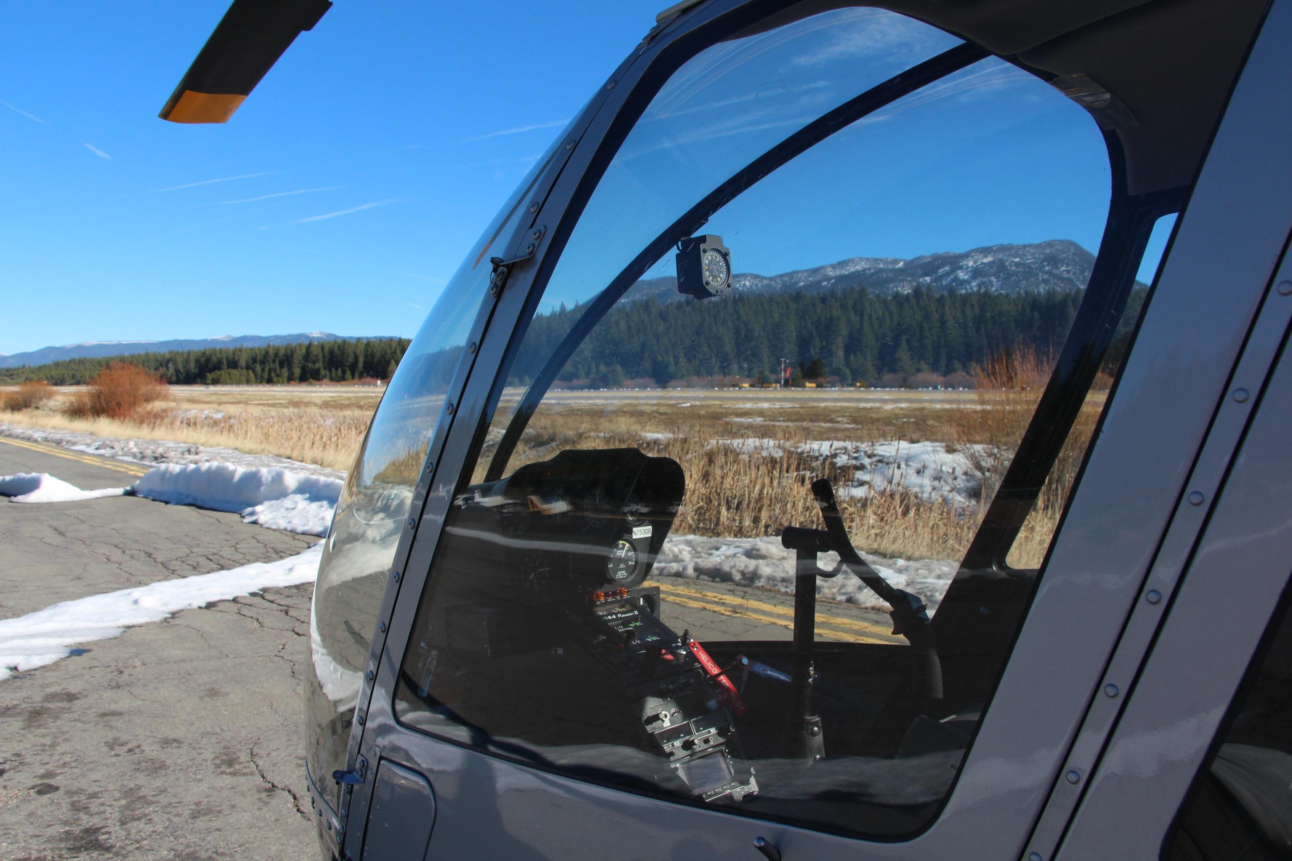 Reno Tahoe Helicopters_Lake Tahoe Airport